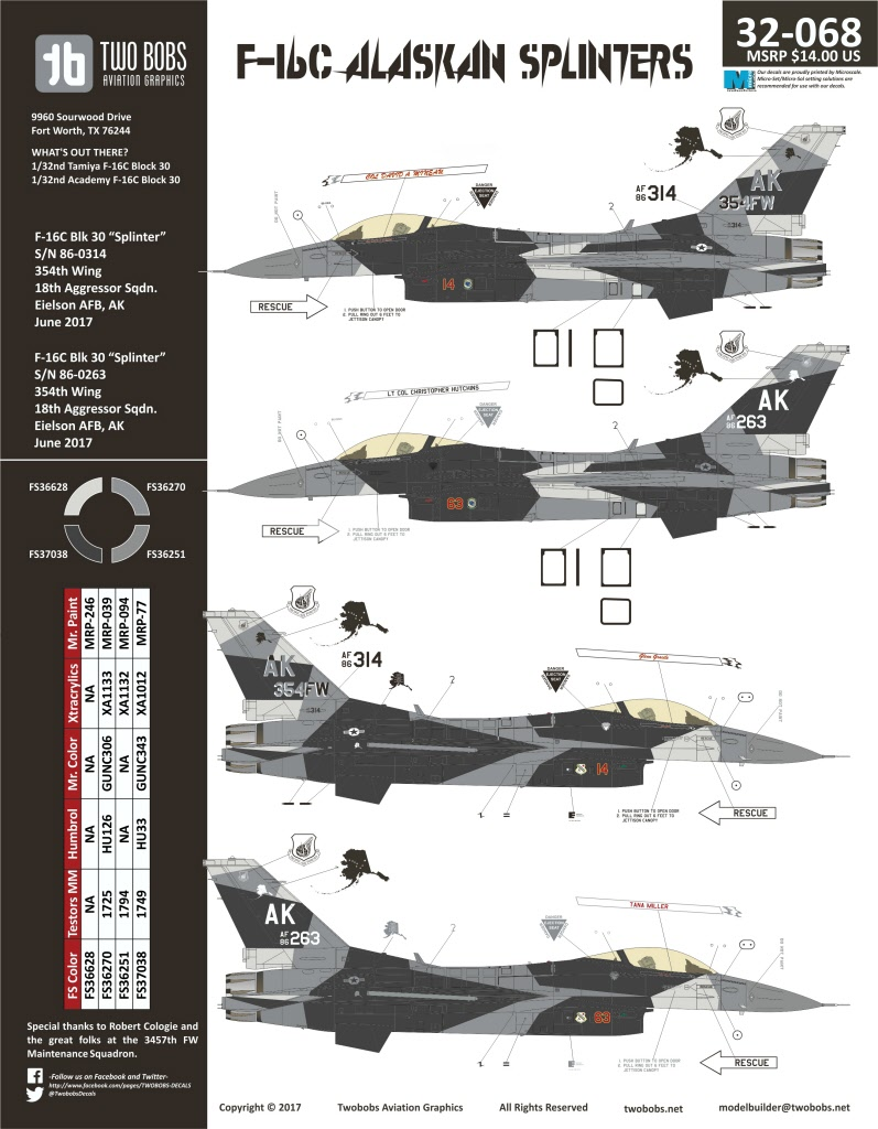 Twobobs Aviation Graphics